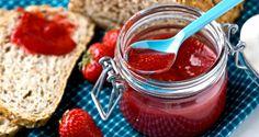 Last Minute Strawberry Jam
