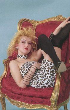 Cyndi Lauper 1980
