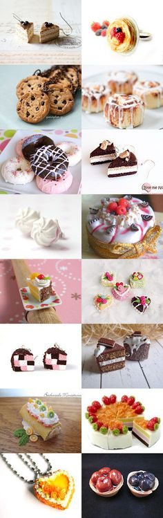 Sweet! by Mieko on Etsy--Pinned with TreasuryPin.com