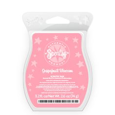 Tangy grapefruit with a splash of lily flower.