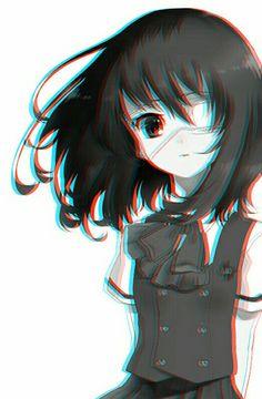 Anime Base, All Anime, Anime Chibi, Manga Anime, Another Misaki Mei, Animal Crossing, Another Anime, Fanart, Manga Love