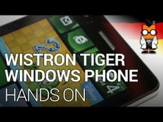 Wistron Tiger - 6.45 Zoll Full HD Windows Phone Referenz-Design auf der Computex 2014