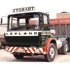 stobartclubHere we have Helen - From 1976, Leyland - Buffalo - NTX 945R #TBT…