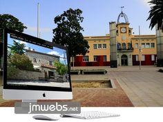 Ofrecemos nuestros servicios de diseño de páginas web en Santa Coloma de Gramanet. Diseño web personalizado y a medida (Barcelona). Más información en www.jmwebs.com - Teléfono: 935160047