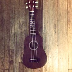Lanikai ukulele...I might like the pineapple ukulele too.