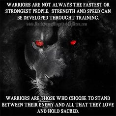 those who side with evil and don't stand for truth are not warriors -Be a warrior and stand in front of that person who tries to divide and destroy.