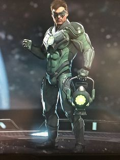 Injustice 2 Green Lantern by Caharvey on DeviantArt Green Lantern Green Arrow, Green Lantern Cosplay, Green Lantern Movie, Green Lantern Hal Jordan, Green Lantern Corps, Green Lanterns, Superhero Villains, Dc Comics Superheroes, Comic Book Characters