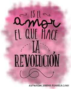 Revolucion #laspastillas