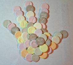 Make Healthy Fun!: Crafting with Necco Wafers All Natural