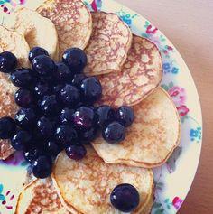 Greek Yoghurt Healthy Pancake Recipe