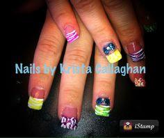 Acrylic Nails, Nail Art Sugar N Spice Salon Butte, MT 59701 406-782-0000
