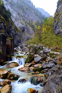 Höllental - Grainau, Bavaria #outdoor