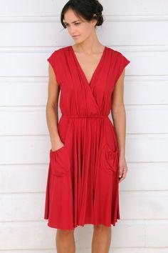 vogu pattern, dress patterns, pocket, traci rees, sew diy dress, vogue patterns, diy traci, alabama chanin diy, diy wrap dress pattern