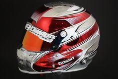 Racing Helmets Garage: B-Design