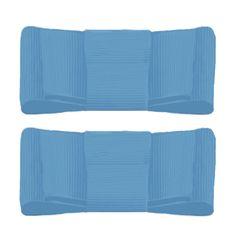 (http://www.lillybee.com/gray-blue-shoe-clips/) @deltagamma