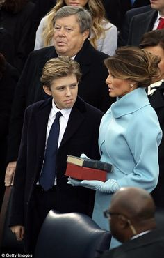 Melania Trump arrives on the West Front of the U. Capitol on January 2017 in Washington, DC. In today's inauguration ceremony Donald J. Trump becomes the president of the United States Pic - Image of Melania Trump - AllStarPics.