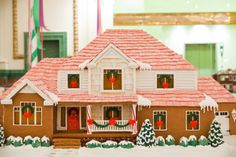 Amazing Gingerbread House Designs | 3rd Annual Ivory Homes Gingerbread House Contest Fundraiser ...