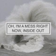 I'm a mess - ed sheeran                                                                                                                                                     More