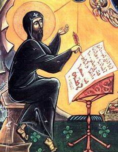 Ephrem the Syrian helped spread Christianity into inner Syria after his baptism around AD 320. He is best remembered today as a composer of hymns, over four hundred of which are still in existence. Listen to a beautiful rendition of one of them.