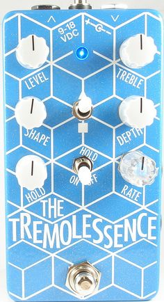 Dr. Scientist Tremolessence