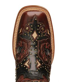 IN LOVE!!!   Lucchese Handcrafted 1883 Red Oklahoma Cowgirl Boots - Square Toe