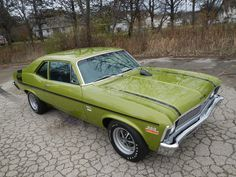 Pin by Mike Bear on American muscle carsII  Pinterest  Nova