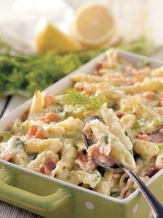 Ζυμαρικά Archives - Page 2 of 14 - www. Fish Recipes, Pasta Recipes, Dessert Recipes, Cooking Recipes, Recipies, Pasta Dishes, Pasta Salad, Love Food, Potato Salad