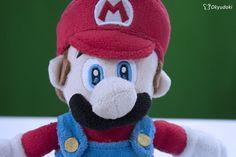 Haciendo pruebas fotograficas c: !! #Teddy #Mario #Bros