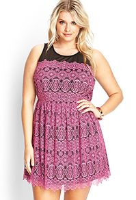 Snag plus size skater dresses, bodycons, maxis and more   Forever 21