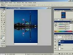 Tutorial Photoshop: Crear Reflejo Del Agua En Fotografia