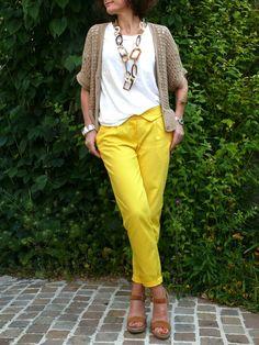 Pantalon Jacques RDC pattern