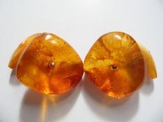 Men Amber CufflinksAntique Amber Baltic by CodettiSupply on Etsy