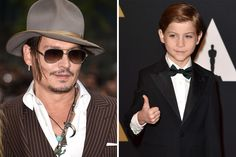 Johnny Depp Has a New Best Friend in Hollywood, and He's Nine Years Old