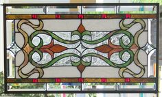 Stained Glass Window Hanging |