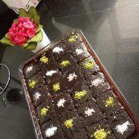 Muhteşem Browni Kurabiye - Nefis Yemek Tarifleri - Yagmur Yilmaz Er Pudding, Desserts, Food, Destinations, Tailgate Desserts, Deserts, Puddings, Meals, Dessert