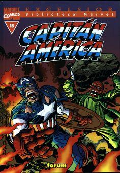 Biblioteca Marvel Capitán América  nº 18
