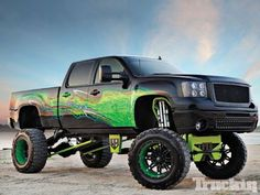 Tony's Truck!! - Top 10 Trucks Of 2012 2009 Gmc Sierra 2500Hd