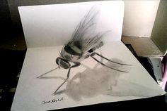Amazing 3D Drawings – 30 Pics