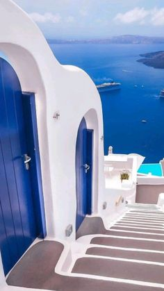 Vacations To Go, Dream Vacations, Vacation Trips, Santorini House, Santorini Greece, Imerovigli Santorini, Mykonos, Villa, Best Vacation Spots