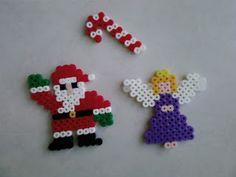 Christmas Perler Beads by Jasmine