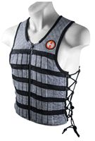 online shopping for Hyperwear Hyper Vest PRO Unisex Adjustable Weighted Vest Fitness Workouts from top store. See new offer for Hyperwear Hyper Vest PRO Unisex Adjustable Weighted Vest Fitness Workouts Strength Training Equipment, No Equipment Workout, Fitness Equipment, Workout Gear, Workout Tips, Weight Vest Training, Crossfit, Adjustable Weights, Weighted Vest
