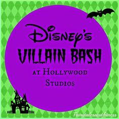 A look inside Disney's Villain Bash
