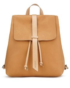 Blake Leather Backpack