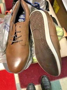 a36c10076721ac SCHOLL S 10 Shoe Brown Mens Work And Uniform Shoes  fashion  clothing  shoes   accessories  mensshoes  casualshoes (ebay link)