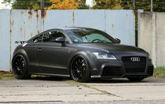 '11 Audi TT RS Coupe <3