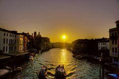 fotos de venecia al atardecer - Buscar con Google
