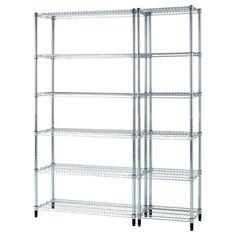 OMAR 2 shelf sections - IKEA