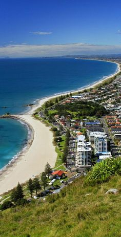 Mount Maunganui, Bay of Plenty-10 Beautiful Beaches in New Zealand