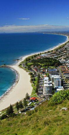 Mount Maunganui, Bay of Plenty-10 Beautiful Beaches in New Zealand