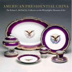 The china used by the First Families, both at the White House and in their private homes, reveals a fascinating story of culture and society as it has evolved in the United States since its early days. In this handsome book, which documents over 200 rare items in the remarkably comprehensive Robert L. McNeil, Jr., Collection, a beautiful display of tableware unfolds as readers learn of trends in taste, style, and modes of entertaining, from George Washington to Ronald Reagan.
